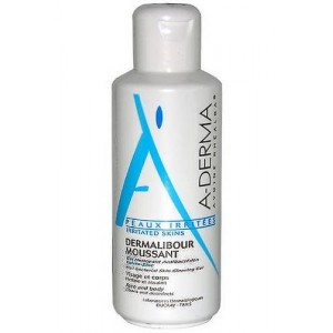 Aderma Dermalibour Gel Moussant, 125ml