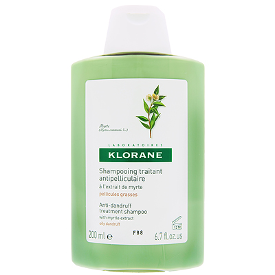 klorane shampooing ortie 400ml